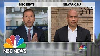 Full Booker: Trump Nomination 'Undermines The Legitimacy' Of The Supreme Court | Meet The Press