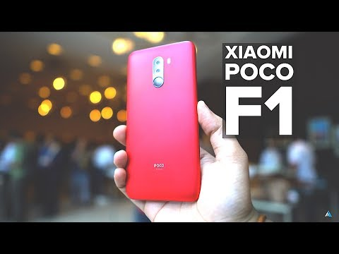 Xiaomi Poco F1 Review Videos