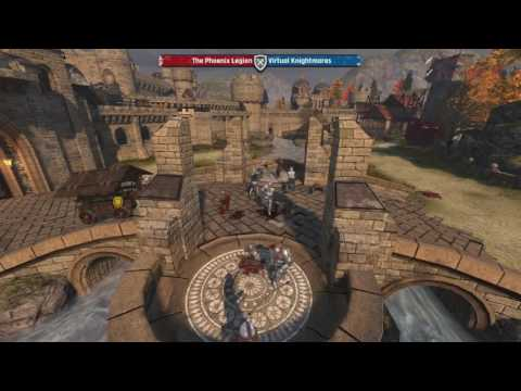 MGA • Sunset At Midnight: Europe 6v6 TO - SF2 - Virtual Knightmares vs. The Phoenix Legion