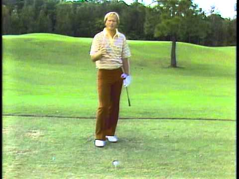 Jack Nicklaus on Power