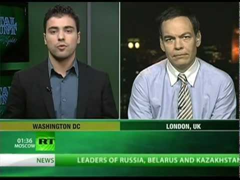 Max Keiser on Financial Apartheid, Germany 4.0, and Gold vs. SDR