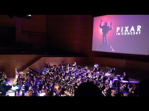 Pixar in Concert. OBC. L'Auditori, Barcelona