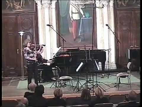 Gerhard Präsent - Arietta ritmica