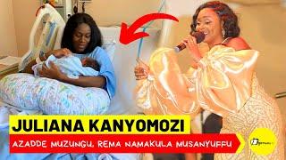 Mukwano Gwa Rema Namakula, Juliana Kanyomozi Azadde Omwana Omuzungu. Bwino