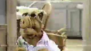 alf sings bob seger s old time rock and roll into a cucumber