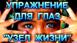 Зрение  Гимнастика для глаз  УЗЕЛ ЖИЗНИ(ВНИМАНИЕ!!! БЕСПЛАТНЫЕ ВИДЕО-УРОКИ ПО УЛУЧШЕНИЮ ЗРЕНИЯ!!! : 21.12.16. вебинар