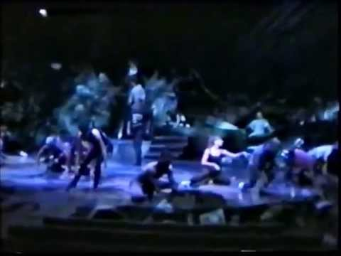 Richard Armitage in CATS, New London Theatre 1994 - Jellicle Songs for Jellicle Cats