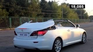 Lexus IS 250 C Кабріолет огляд