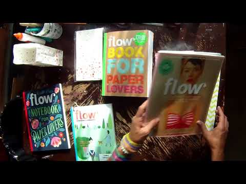 A Special Treat! Flow Mindfulness Journaling Pack Flip Through