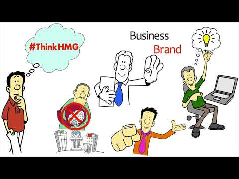 "@ThinkHMG Explainer1 (PRODUCT DEMO)  - ""When you think creative... ThinkHMG"""