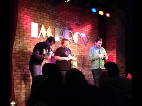Andrew Grey VS. Graham Elwood (Doug Loves Movies) Orlando, FL 1/3/14 #JAMLANDO (Doug Loves Minis)