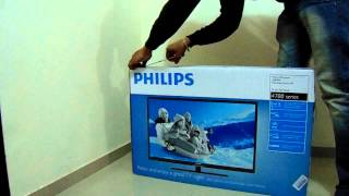Philips 29PFL4738 71 cm HD Ready LED TV Black