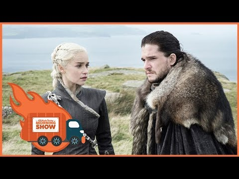 Game Of Thrones Review and Final Season News - Kinda Funny Morning Show 08.14.17