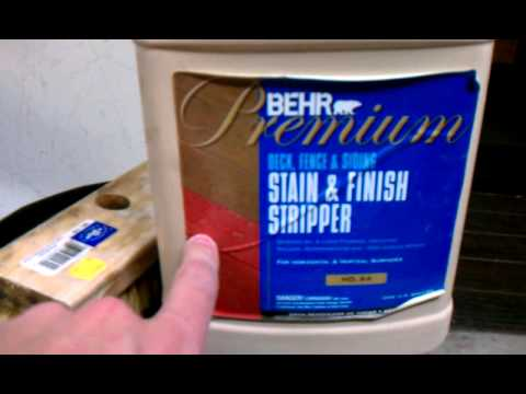 erase cat pee stains in hardwood floors before refinishing - youtube