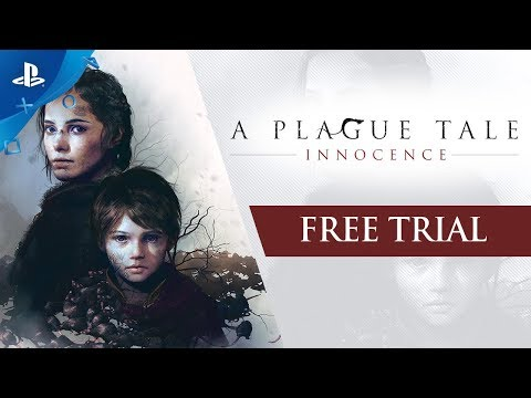 A Plague Tale: Innocence - Free Trial Trailer   PS4