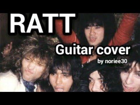 RATT ~Way Cool JR.~ cover