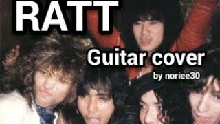 RATT ~Way Cool JR.~ cover