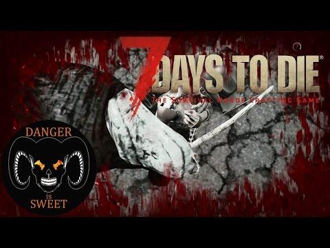 CHEAT MODE!   7 Days to Die Gameplay