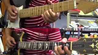 張震嶽 - 愛我別走 guitar cover