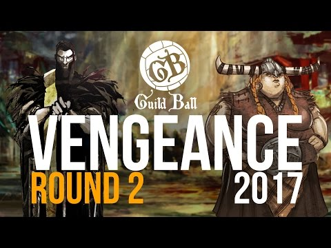 Guild Ball: Vengeance 2017 - Round 2 [Morticians Vs. Brewers]