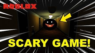 PLAYING SCARIEST GAME ON ROBLOX - Roblox Funny Moments!