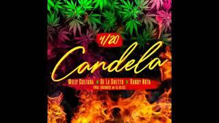 Cultura Profética Ft. Randy Nota Loca Y De La Ghetto - Candela (Oficial Audio)(420)