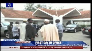 President Buhari Yet To Move Into Aso Rock