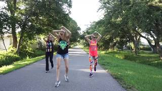 Old Town Road Remix by Lil Nas X , (feat. Billy Ray Cyrus)   Zumba   Tango Two-Step Video