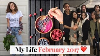 What Happened in February 2017 😘❤️