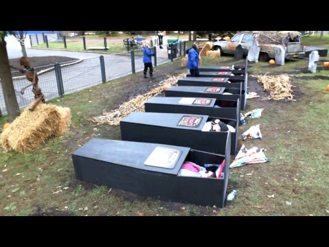 Six Flags 30 Hour Coffin Challenge Live Stream
