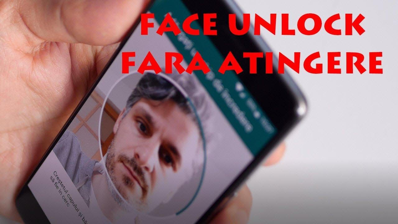 Face Unlock fără atingere pe orice telefon Android
