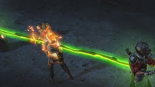Path of Exile: Green Searing Bond