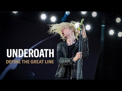 Underoath's Spencer Chamberlain on 'Define the Great Line'
