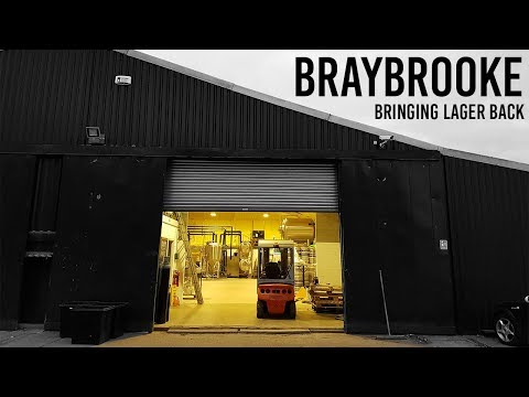 Braybrooke: Bringing British Lager Back From The Brink | The Craft Beer Channel