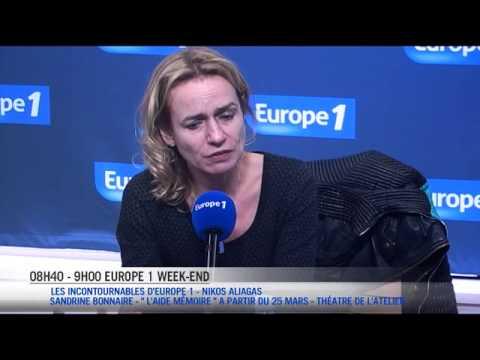 """Sandrine Bonnaire : """"Ce métier m'a apporté beaucoup de sérénité"""""""