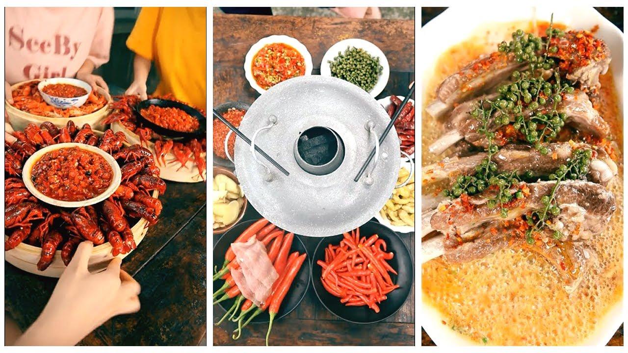 Ẩm Thực Trung Hoa | Trà Sữa Tv  | Cuộc Sống Và Những Món Ăn Dân Dã Ep.34