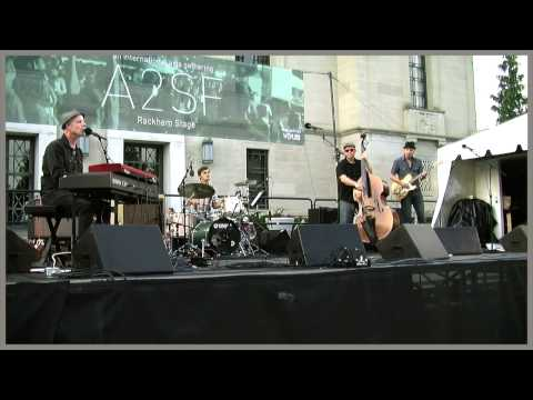 """Al Hill & The Love Butlers at the Ann Arbor Summer Festival """"Too Much Stuff"""""""