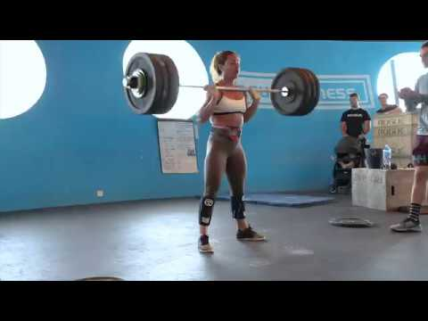 Download Jamie Greene Highlights From CrossFit Open Workout 18.2 & 18.2a
