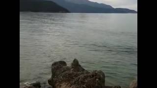 La spiaggia di Scaglieri e della Biodola all'Isola d'Elba