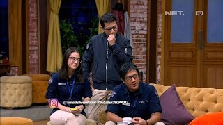 The Best of Ini Talkshow - Nahloh, Andre Tama Kepergok Sama Wishnutama