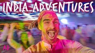 India Adventures Movie with OnePlus 6T