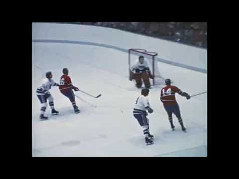 1971-72 Canadiens vs Canucks
