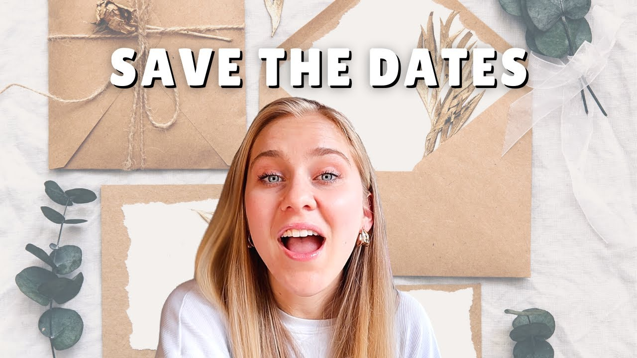 Download What Do You Need for Save the Dates?   My Save the Date Mistakes and What I Learned