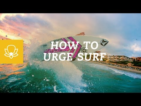 Urge Surfing with Mindfulness Meditation