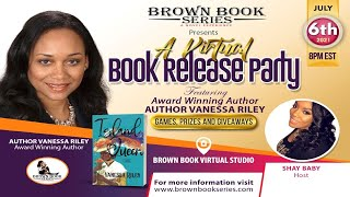 Virtual Book Release Party with Author Vanessa Riley
