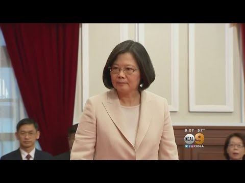 Trump Call With Taiwan Sparks Fears About Tension With China