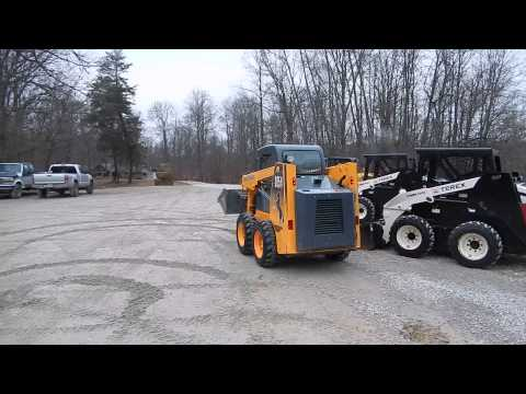 2011 Mustang 2054 Skidsteer C&C Equipment #2 812-336-2894