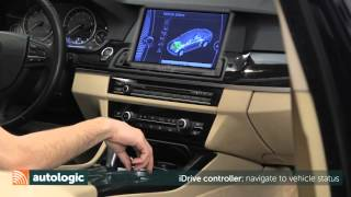 BMW 5 Series F10   Tire Pressure Monitor Reset TPMS HD