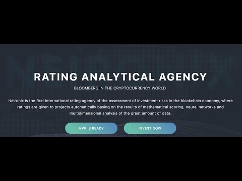 [Review ICO] Neironix (NRX):Rating Analytical Agency