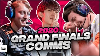 Overwatch League Grand Finals Comms LEAKED | Pro Comms | SF Shock vs Seoul Dynasty